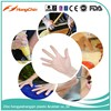 CE/ISO/FDA kitchen use protective hand homecare vinyl gloves