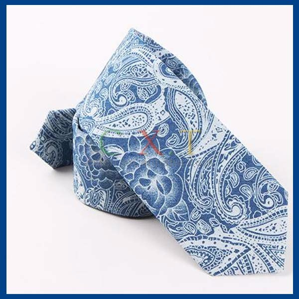 Cotton Ties For Men Printed Pattern Skulls Anchor Gravata Slim Wedding Party Novelty Neck Tie 6.5x145x3.8cm