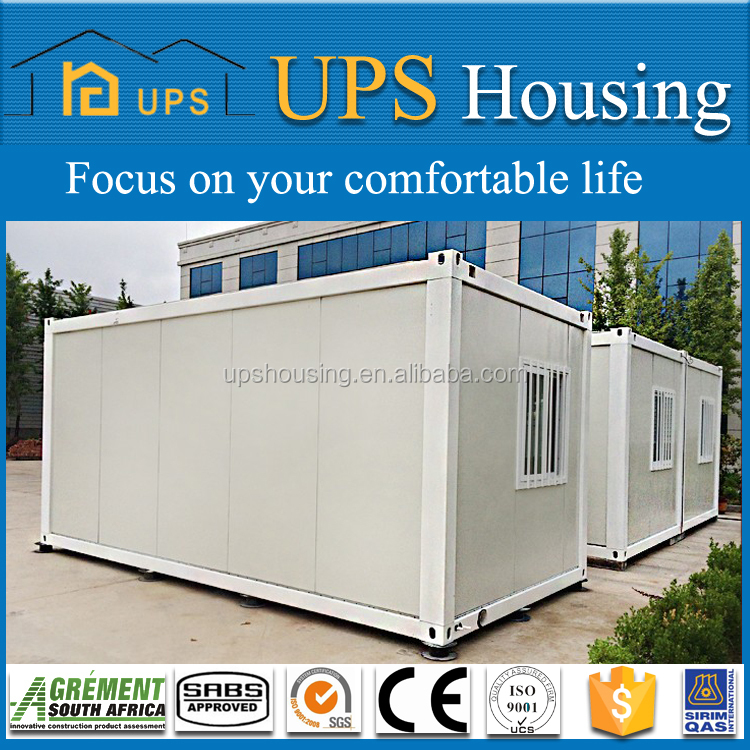 Low Cost Prefab Container House, Brand New Container Homes