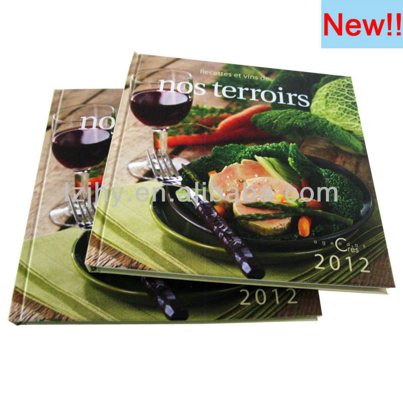 food menu card printing