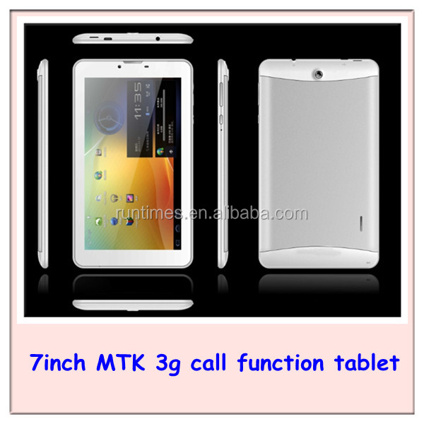 7 inch android phablet for 2014 1G 8G OTG BT WIFI tablet pc 3000mah <strong>battery</strong>