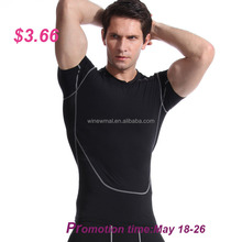Sports wear gym wear men fitness T shirt