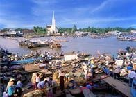 Exclusive 3 Day Mekong River Cruising & local house overnight Tour