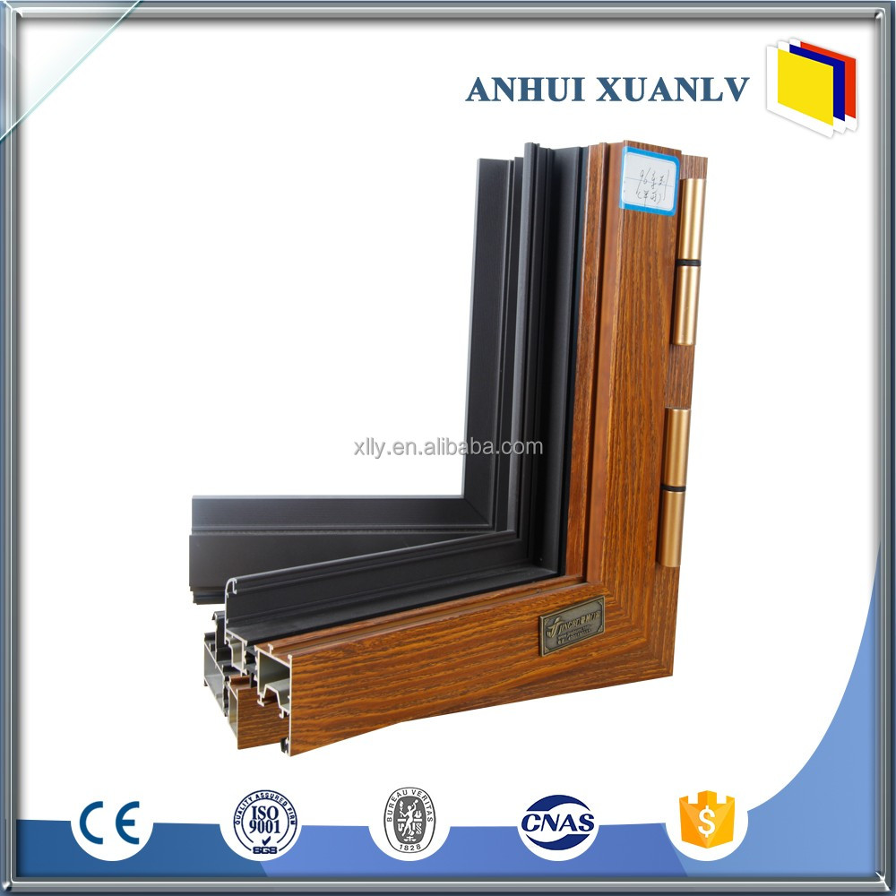 aluminium profile fix glass sliding door partition door supplier with mesh