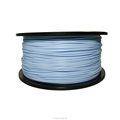 Dimensional Accuracy +/-0.02mm 2.2 LBS 1KG Spool ABS Baby Blue 1.75 mm 3D Filament for Most 3D Printer 3D Printing Pen