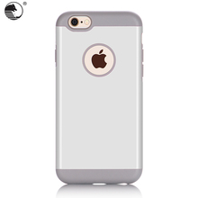 High Quality Phone Accessories PC+Silicon Design Mobile Phone Back Cover For iPhone 6s