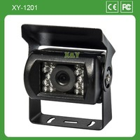 on line wholesale 12V ~24V CCD Bus Van Rruck Trailer Lorry heavy duty vehicle rear view auto camera (XY-1201)