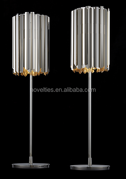 Stainless Steel Bar Component Wall Lighting Wall Lamp Inside Decoration