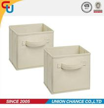 folding fabric cardboard drawer storage box