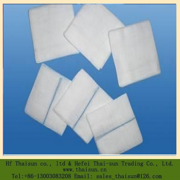 cotton gauze swab /surgical cotton gauze roll /crepe bandage