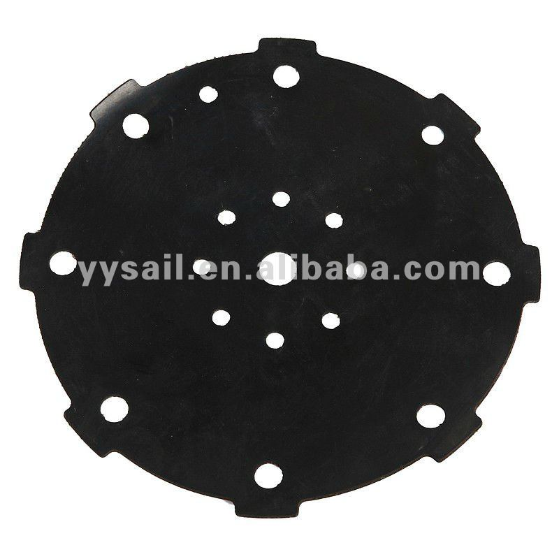 moulded customized Rubber product in EPDM