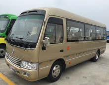 7m luxury design pure electric mini bus/city bus/coaster with lower price