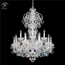 Bohemian Crystal Chandelier for Interior Decoration