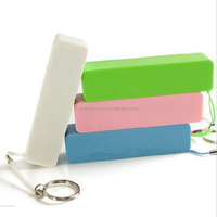 Portable gift hot sales 2000mAh mobile power bank, mobile power supply