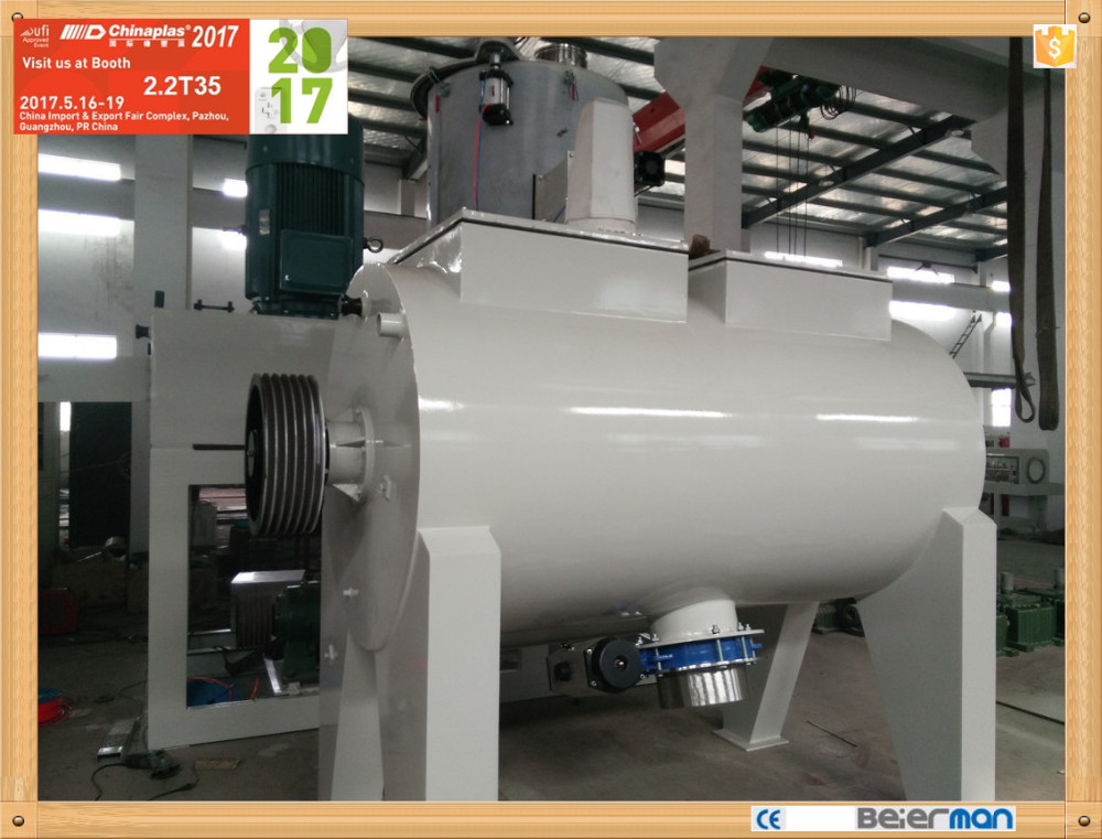 Plastic High Speed Mixer Unit Heater and Cooler pvc mixing Machine pvc turbo mixer