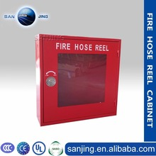 Supplying Various Types Fire Hose Reel Cabinet Wall Embedded Fire Fighting Equipment