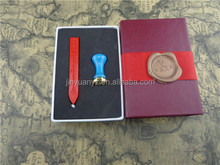 hot selling ceramic handle mini wax seal stamp +1 wax kit for wedding invitations