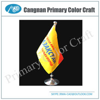 High Quality flag for table top flags Small table flag