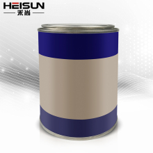 transport packaging barrels 0.8L/3L the round tin bucket empty barrel Metal can for decoration painting/oil