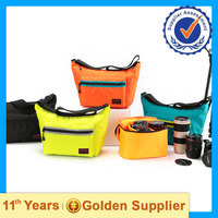 Customized shoulder camera bag, bag hidden camera