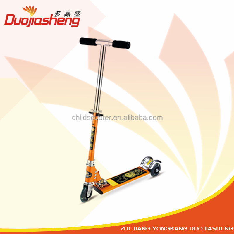 PU Wheels Kid Stunt phoenix scooter for sale