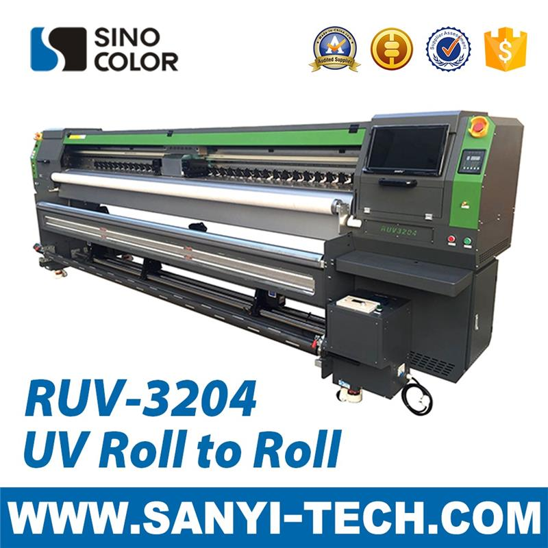 Top Manufacturer uv led printer With Ricoh Print Head
