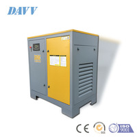 18.5kw 25HP portable Screw Air Compressor with dryer
