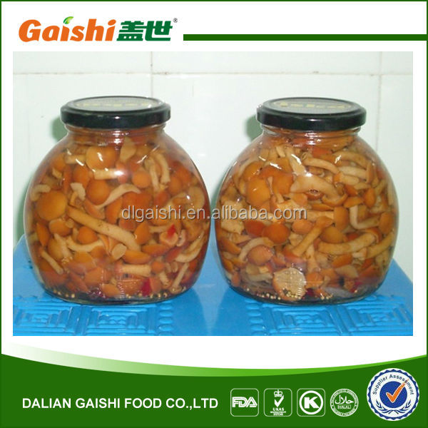 hot hot sales !!! marinated nameko mushroom in tin and pouch