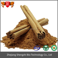 Organic cinnamon bark oil extract powder
