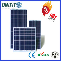 Manufacturer From China Water-prof 260w Monocrystalline Solar Panel Pv Module With CE TUV