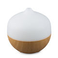 Essential Oil Diffuser, 130ml Wood Grain Ultrasonic Aroma Diffuser Aromatherapy Diffuser, Cool Mist Humidifier