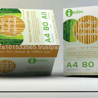 I Eden Bright White A4 80gsm