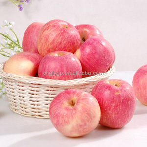 Agricultural produce fresh bagged red apple import from china