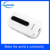 3g portable wireless wifi router with sim card slot ,RJ45 and USB ports