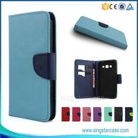 Cheap Price Mixed Colors PU Leather Credit Card Stand Flip Cover Case For Lenovo K6 Power