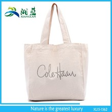 best selling cotton tote bag, organic canvas tote bag plain for shopping