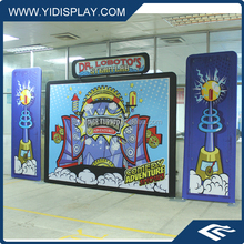 YIDISPLAY One-stop Soultion For Expo Banner Line Production