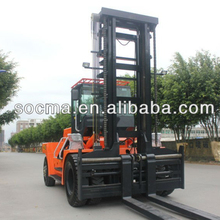 16 ton forklift for concrete pipes handling