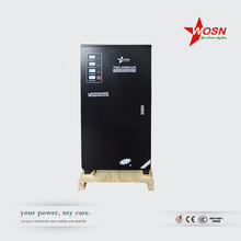 45KVA TNS three phase voltage regulators stabilizers high low voltage protection