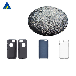 Polyurethane Resin TPU Price, TPU Plastic Raw Materials, TPU Granule for Phone Case