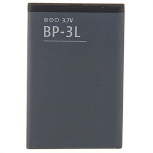 Work for Nokia BP-3L lumia replacement battery with factory price