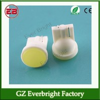 T10 1W 1SMD Car Ceramic LED Light LED COB W5W 147 168 Wedge Door Instrument Side Light Bulb India Price