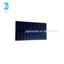 5W Best price mini mono pv solar cell panel for mobell bike