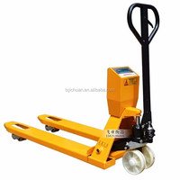 Weight Scale Hand Pallet Truck Scale Supplier In Industry