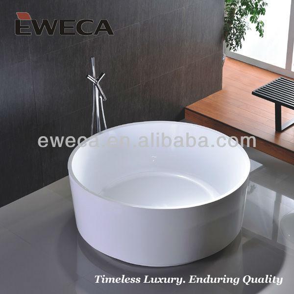 kleine freistehende badewanne runde badewanne produkt id. Black Bedroom Furniture Sets. Home Design Ideas