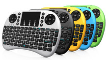 Glow in The Dark Keyboard Wireless Keyboard With Touchpad for TV Box