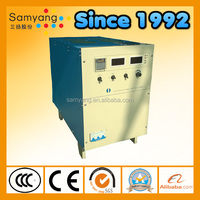 DC frequency plating rectifier for gold panel control with IGBT module anti-corrosion