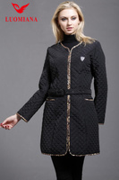2014 good quality overcoat women