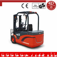 EP 1.5 ton/1.8 ton Three-wheel Electric Forklift Truck