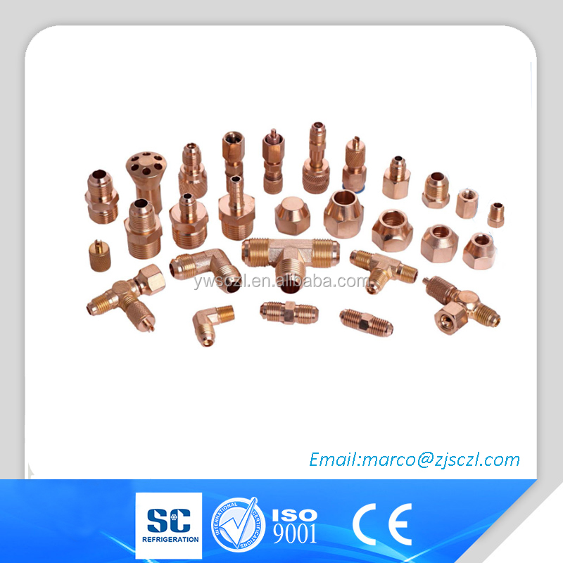 Best quality brass fittings/nuts/joint/valve